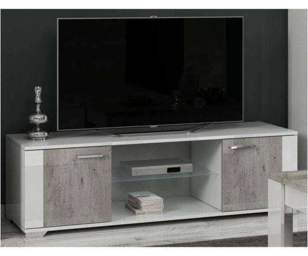 SM Italia Doyline 2 Door TV Cabinet