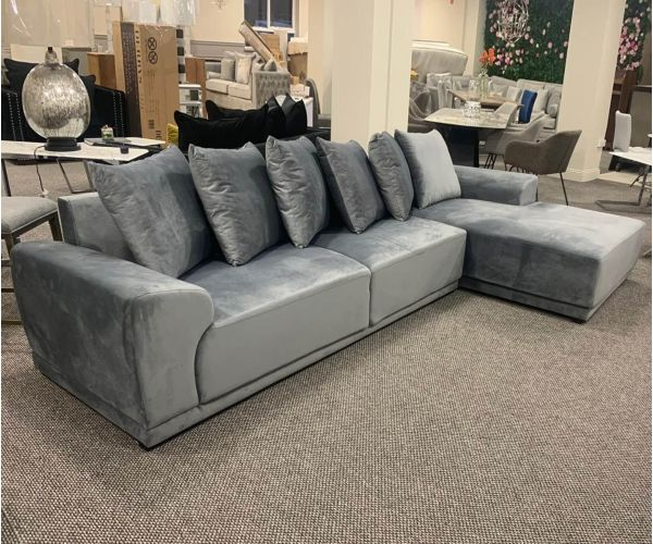 Derrys Furniture Earl Grey Corner Sofa