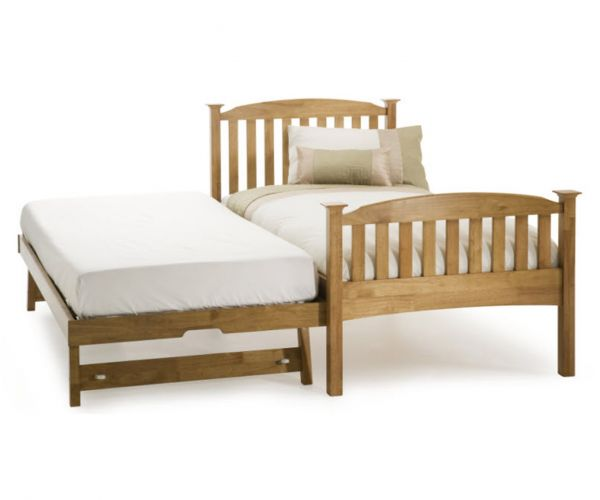 Serene Furnishings Eleanor High Footend Guest Bed