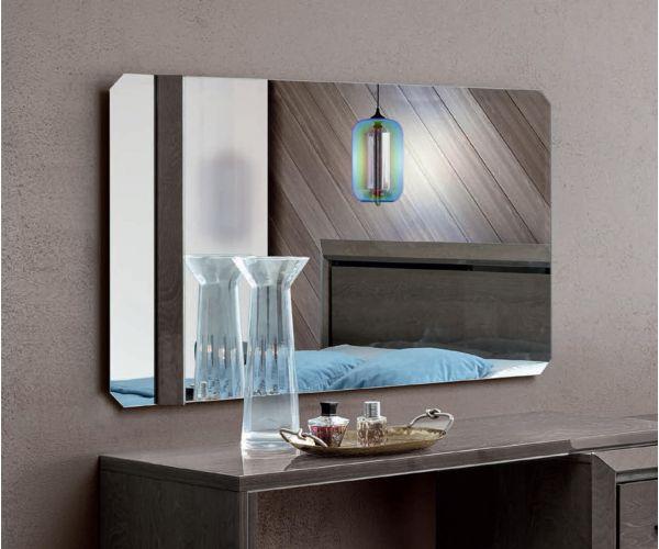 Camel Group Elite Silver Birch Dresser Mirror
