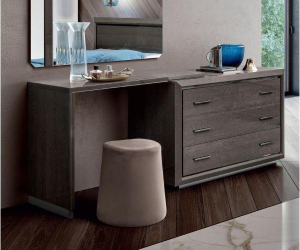 Camel Group Elite Silver Birch Single Dresser with Toilette L