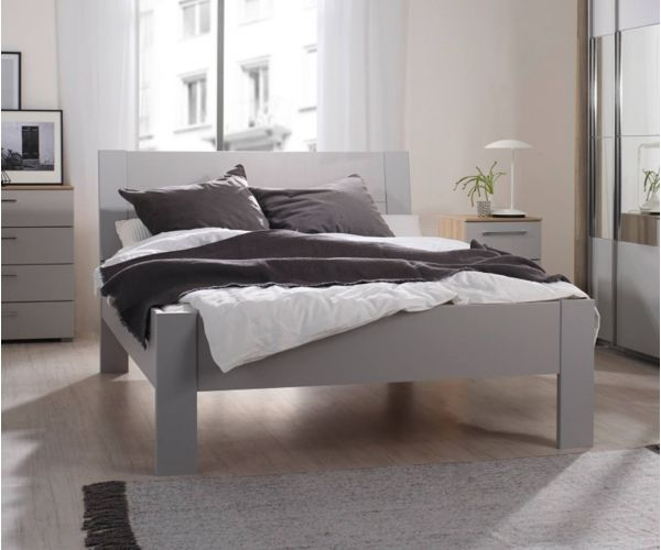 Rauch Ellesse Sonoma Oak Colour Bed Frame