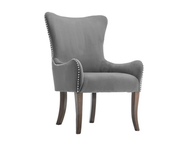Birlea Furniture Ellis Grey Chair
