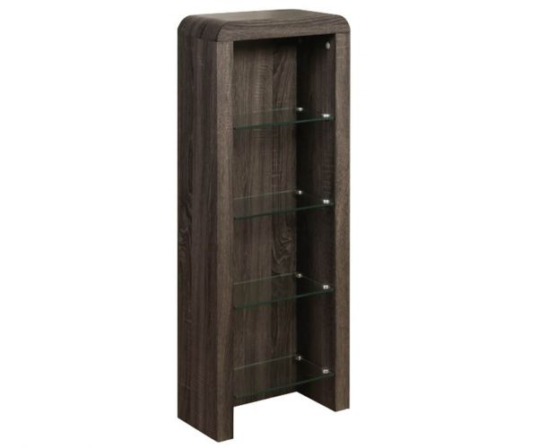 Annaghmore Encore Walnut DVD Storage Unit