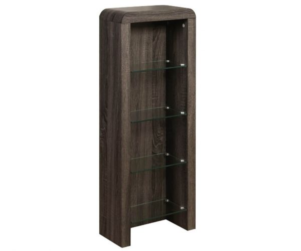 Annaghmore Encore Charcoal DVD Storage Unit