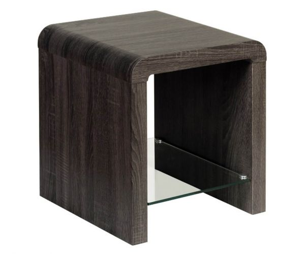 Annaghmore Encore Charcoal End Table