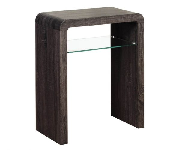 Annaghmore Encore Charcoal Small Console Table