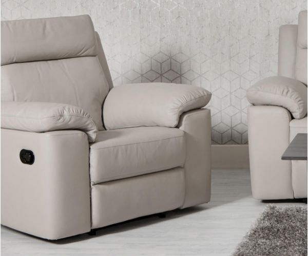 Furniture Line Enzo Leather Recliner Armchair