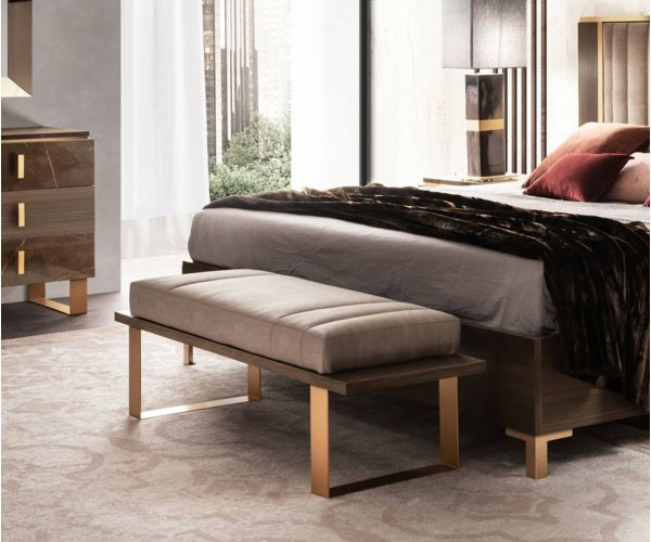 Arredoclassic Essenza Italian Bedroom Bench