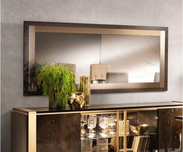 Arredoclassic Essenza Italian Wooden Large Wall Mirror