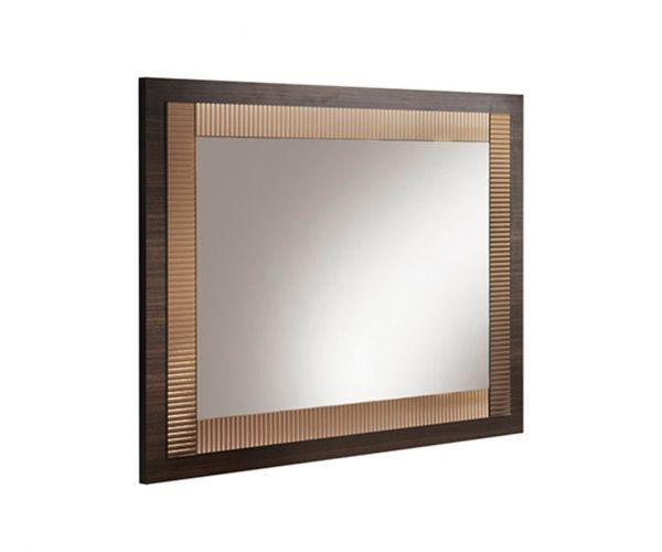 Arredoclassic Essenza Italian Wooden Small Wall Mirror