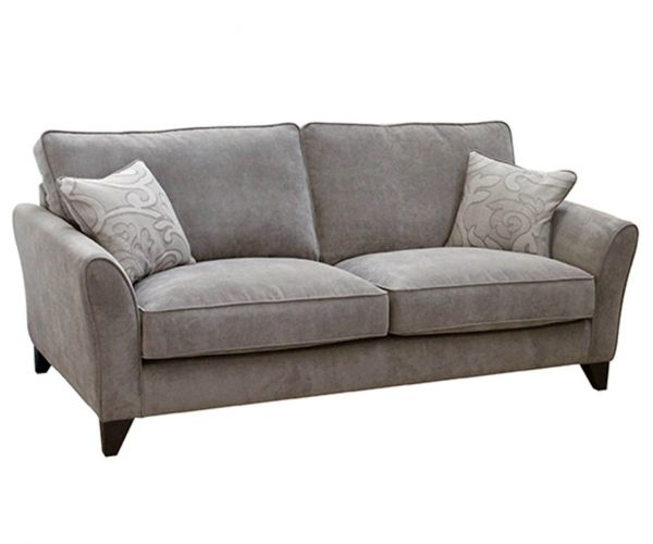 Buoyant Upholstery Fairfield Fabric 4 Seater Sofa