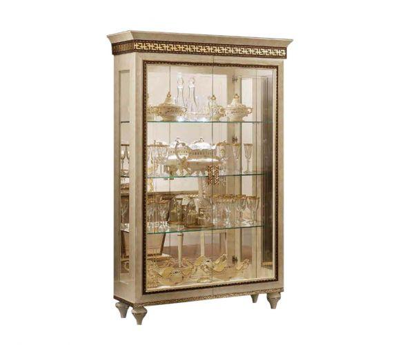 Arredoclassic Fantasia Italian 2 Door Display Cabinet