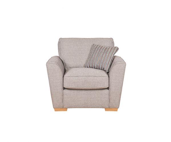 Buoyant Upholstery Fantasia Fabric Armchair