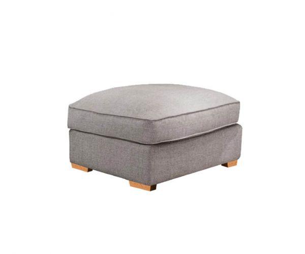 Buoyant Upholstery Fantasia Fabric Footstool