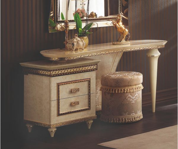 Arredoclassic Fantasia Italian Shaped Dressing Table