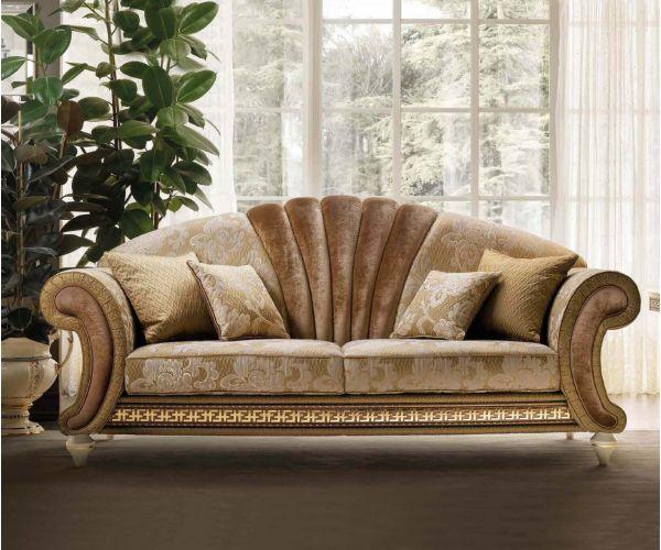 Arredoclassic Fantasia Italian 3 Seater Sofa