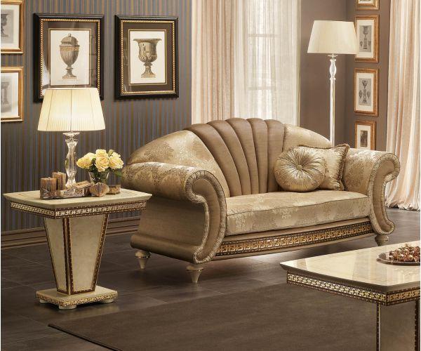Arredoclassic Fantasia Italian 2 Seater Sofa