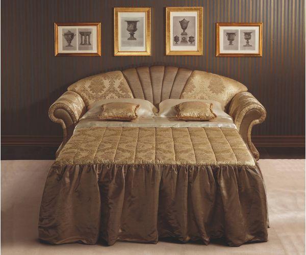 Arredoclassic Fantasia Italian 3 Seater Sofa Bed