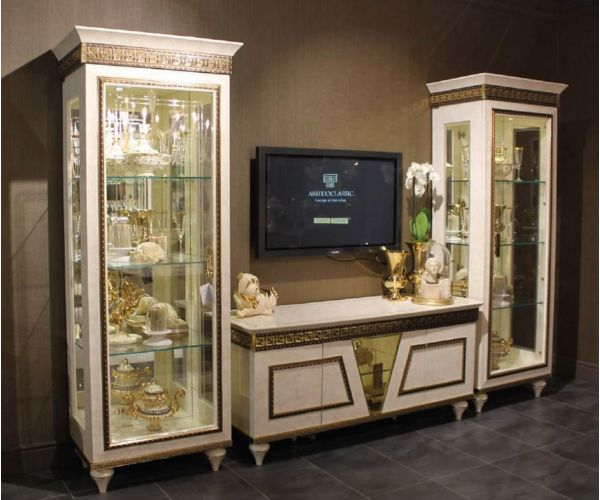Arredoclassic Fantasia Italian TV Cabinet