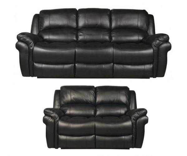 Annaghmore Farnham LA 3+2 Recliner Sofa Set