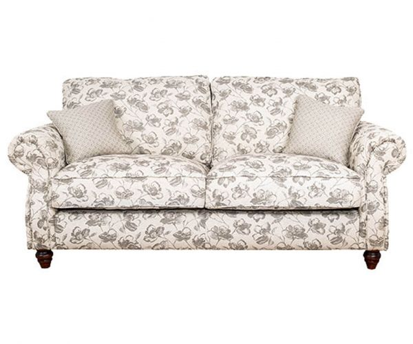 Buoyant Upholstery Finley Fabric 4 Seater Sofa