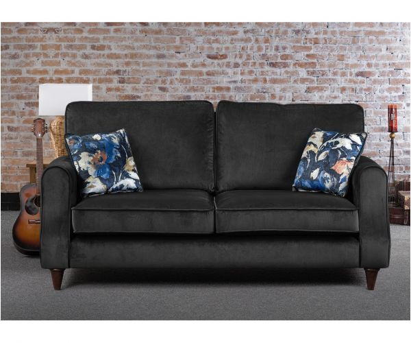Sweet Dreams Firenze Granite Fabric Sofa
