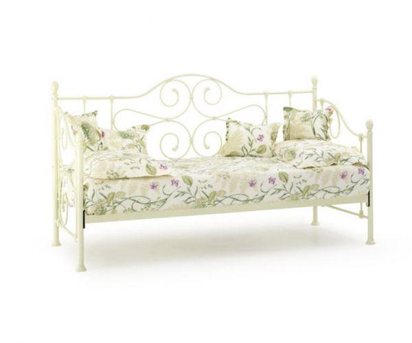 Serene Furnishings Florence Metal Day Bed Frame