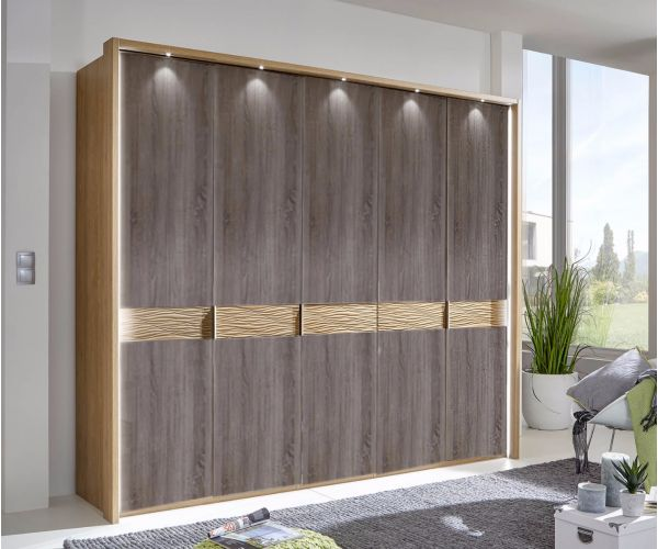 Wiemann Wega Hinged Door Wardrobe