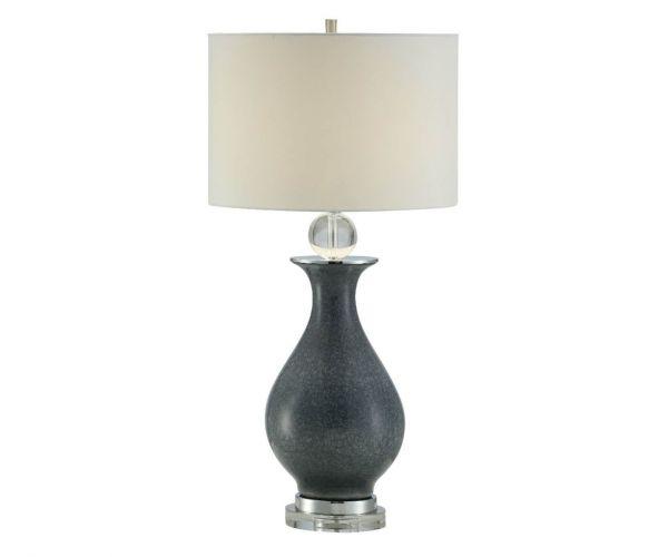 Derrys Furniture Fran White Table Lamp
