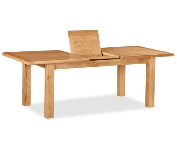 Global Home Cork Oak Small Extending Dining Table Only