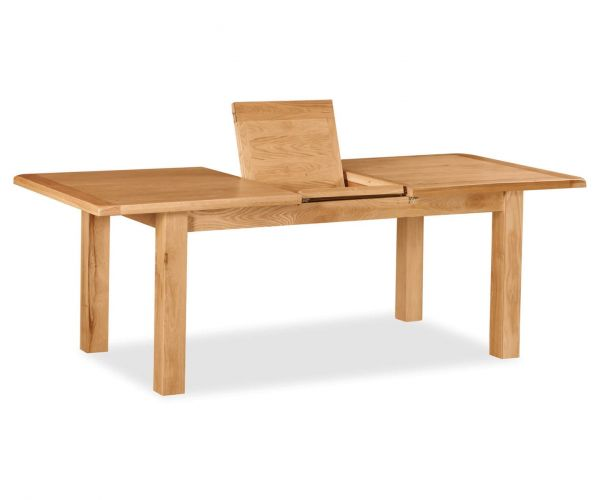 Global Home Cork Oak Compact Extending Dining Table Only