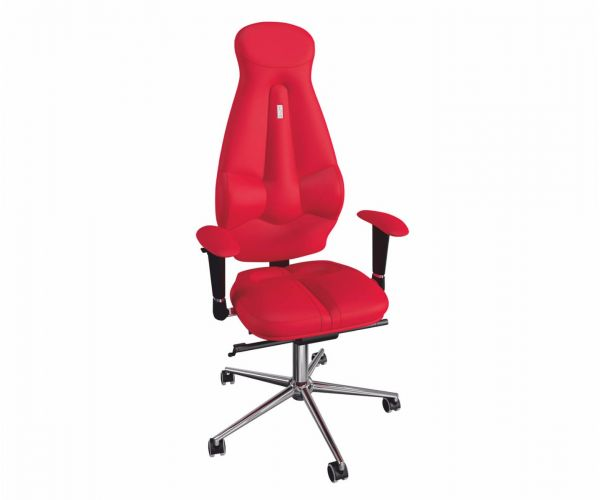 Kulik Galaxy Red Ergonomic Armchair