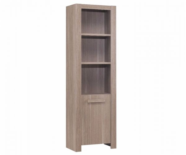 Gami Hangun 1 Door Bookcase