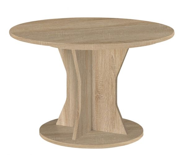Gami Palace Round Extension Dining Table Only