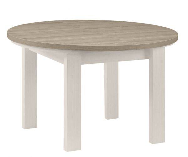 Gami Toscane Round Extension Dining Table Only