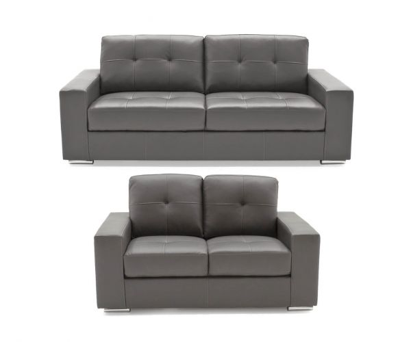 Vida Living Gemona Grey 3+2 Sofa Set