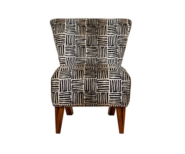 Buoyant Upholstery George Fabric Accent Chair