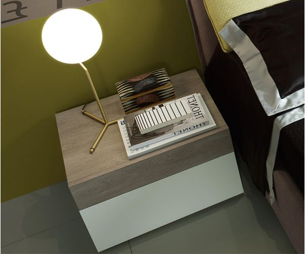 Tuttomobili Gessy Santiago Storage Bed Frame