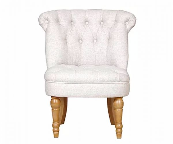 GFA Cotswold Stone Fabric Accent Chair