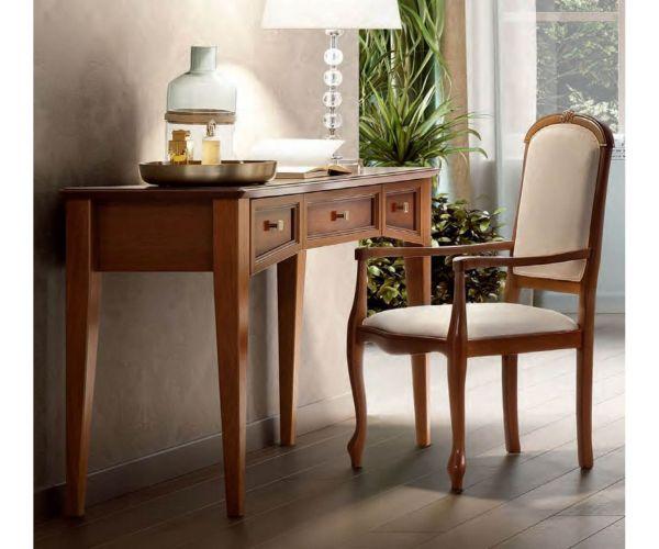 Camel Group Giotto Walnut Vanity Dresser