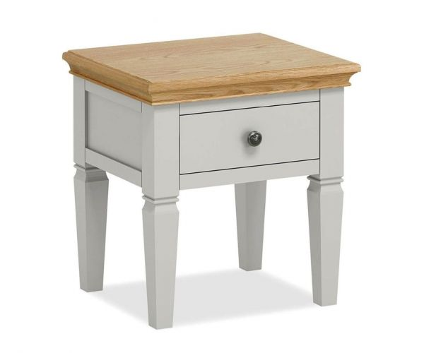 Global Home Chester Lamp Table with Drawer