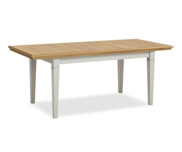 Global Home Chester Compact Butterfly Extension Dining Table Only