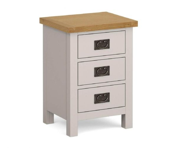 Global Home Devon Large Bedside Cabinet