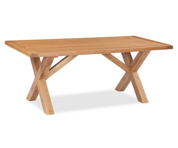 Global Home Salisbury Cross Dining Table Only