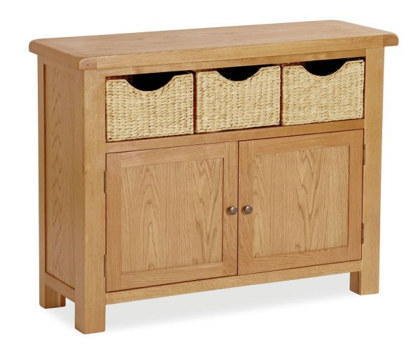 Global Home Salisbury Sideboard with Basket