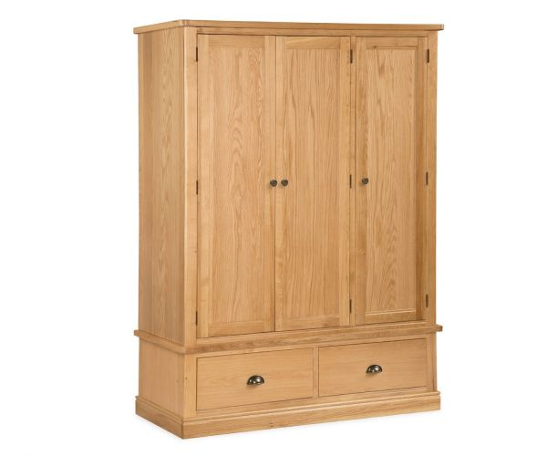 Global Home Sussex Triple Wardrobe