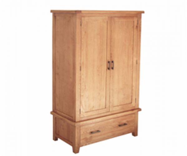 Furniture Link Hampshire 2 Door Wardrobe