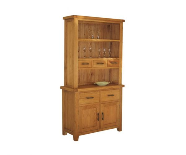 Furniture Line Hampshire Small Hutch Top Only