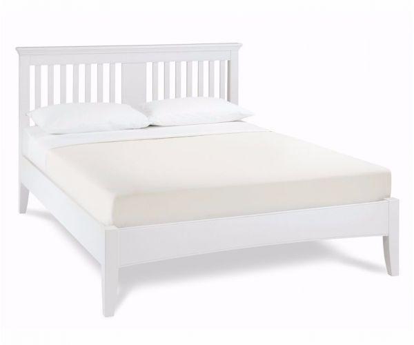 Bentley Designs Hampstead White Bed Frame
